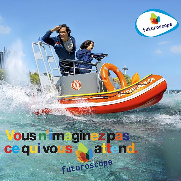 FUTUROSCOPE - campagne 2019